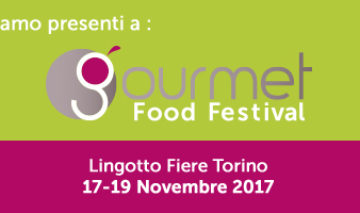 GOURMET FOOD FESTIVAL IN TURIN