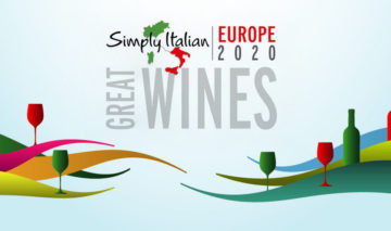 Simply Italian Great Wines Europe Tour 2020